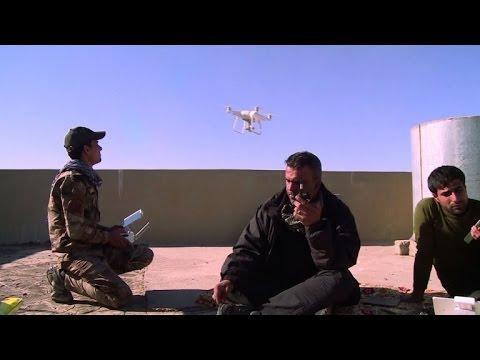 اليمن اليوم- شاهد قوات مكافحة الإرهاب العراقية تستعيد حي عدن