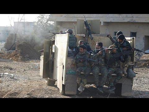 اليمن اليوم- بالفيديو استمرار معاناة المدنيين في محافظة الموصل العراقية