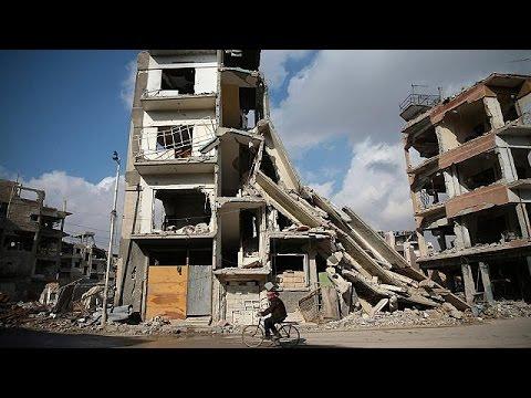 اليمن اليوم- بالفيديو الهدنة تدخل يومها الثاني في سورية