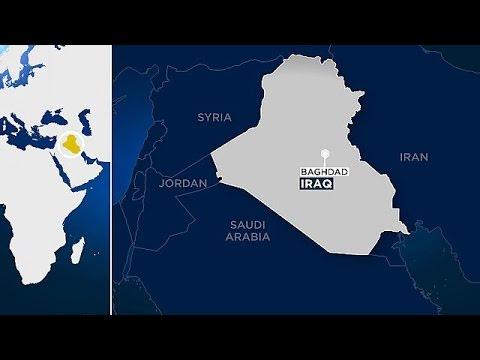 اليمن اليوم- بالفيديو أكثر من 25 قتيلا و50 جريحا في تفجير مزدوج في بغداد