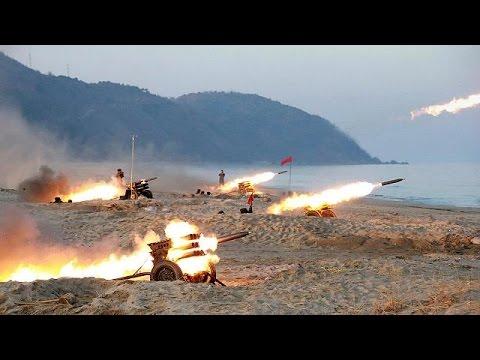 اليمن اليوم- واشنطن تنذر باسقاط أي صاروخ بالستي كوري شمالي يهددها