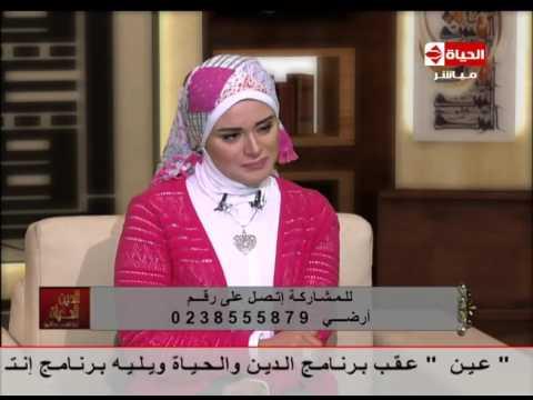 اليمن اليوم- رسالة الشيخ أحمد تركي للإعلامية لمياء فهمي بعد بكاءها الشديد على الهواء