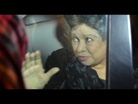 اليمن اليوم- شاهد رسالة كريمة مختار قبل رحيلها بيومين في آخر ظهور تلفزيوني لها
