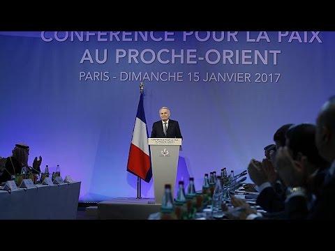 اليمن اليوم- مؤتمر في باريس لإحياء عملية السلام الفلسطينية الإسرائيلية