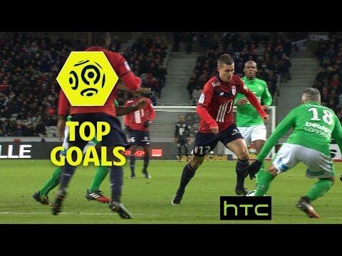 اليمن اليوم- بالفيديو أفضل أهداف الجولة العشرين في الليغا الفرنسية
