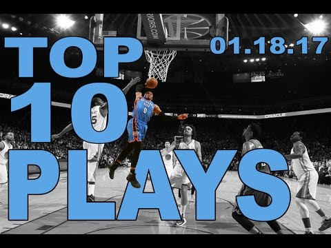 اليمن اليوم- أبرز 10 كرات في دوري السلة الأميركي