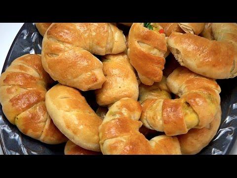 اليمن اليوم- شاهد طريقة عمل فطائر دجاج مخبوزة