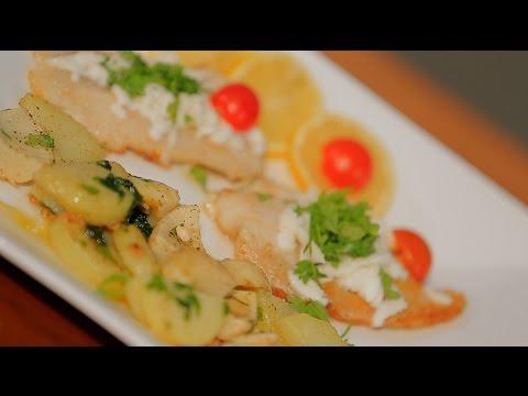 اليمن اليوم- شاهد طريقة إعداد سمك فيليه بالخرشوف و البطاطس