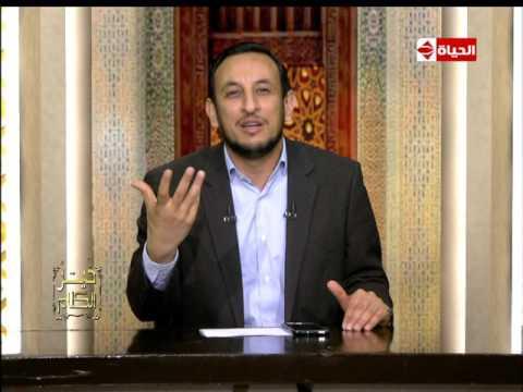 اليمن اليوم- شاهد الشيخ رمضان عبد المعز يبدأ بمدح النبي محمد