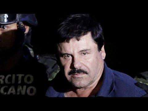 اليمن اليوم- المكسيك تُسلّم مهرب المخدرات إل تشابو إلى الولايات المتحدة