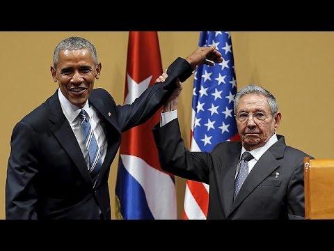 اليمن اليوم- كوبا تستقبل أول رحلة جوية تجارية أميركية