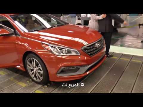 اليمن اليوم- شاهد إنشاء مصانع لإنتاج السيارات الكورية في المملكة السعودية