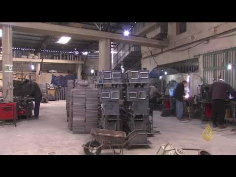 اليمن اليوم- مدينة رشيا اللبنانية تشتهر بصناعة التدفئة التقليدية