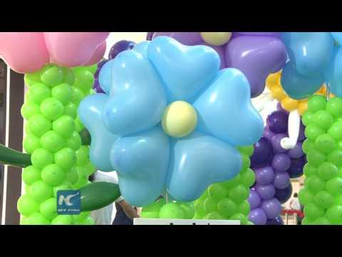 اليمن اليوم- شاهد انطلاق مهرجان البالون في تايلاند