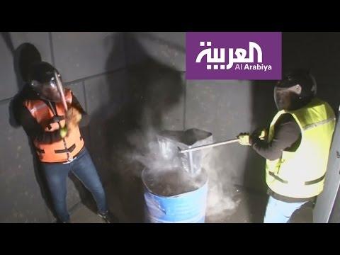 اليمن اليوم- شاهد شاب مصري يبتكر فكرة غرفة الغضب