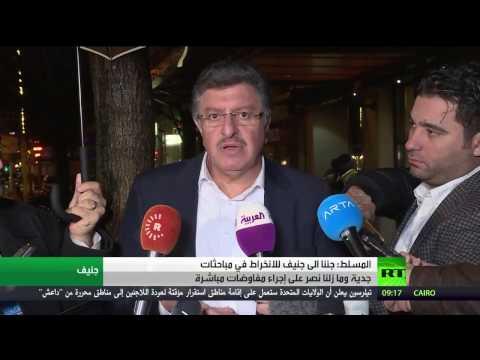 اليمن اليوم- شاهد سالم المسلط يؤكد إصراره على إجراء مفاوضات مباشرة