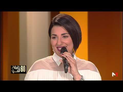 اليمن اليوم- ليلى البراق وأداء رائع لمقطع من أغنية وعدي