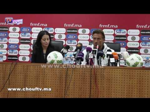اليمن اليوم- رونار يتحدث عن مباراة بوركينافاسو و تونس