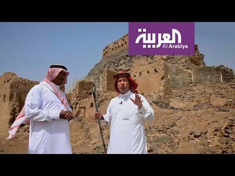 اليمن اليوم- بالفيديو تعرف على قصة السفينة التي ترسو على جبل في خيبر