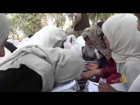 اليمن اليوم- شاهد تقرير عن  تحديات العملية التعليمية في أفغانستان