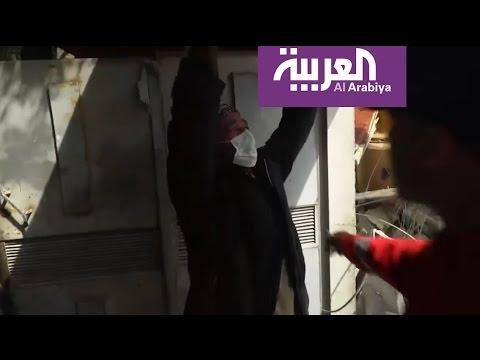 اليمن اليوم- القوات العراقية توقف عملياتها في الموصل