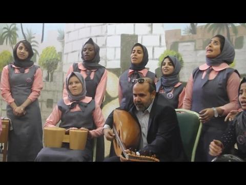 اليمن اليوم- شاهد عودة المدارس في بنغازي
