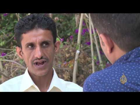 اليمن اليوم- شاهد تكريم المعلم عدنان مُرشد