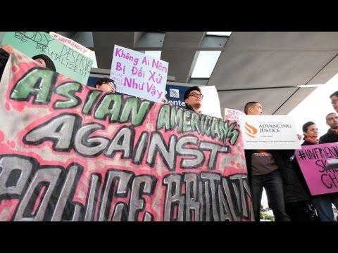 اليمن اليوم- تظاهرة في مطار شيكاغو اوهير الدولي