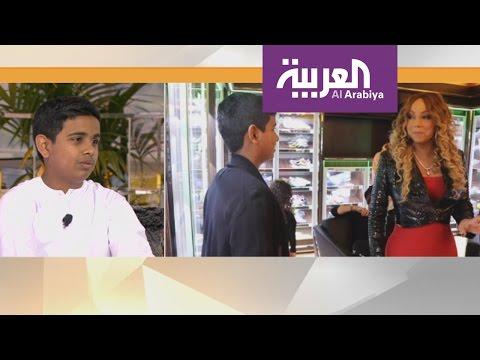 اليمن اليوم- شاهد راشد بالحصا مراهق إماراتي اشتهر باستضافته النجوم واستعراض ثرائه