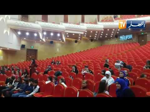 اليمن اليوم- شاهد قناة النهار تمنع من التصوير في أوبرا الجزائر