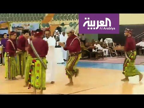 اليمن اليوم- طلاب أجانب يستعرضون تراث بلادهم في جدة