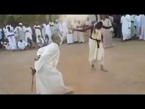 اليمن اليوم- ضرب العريس بالسوط قبل زفافه في السودان
