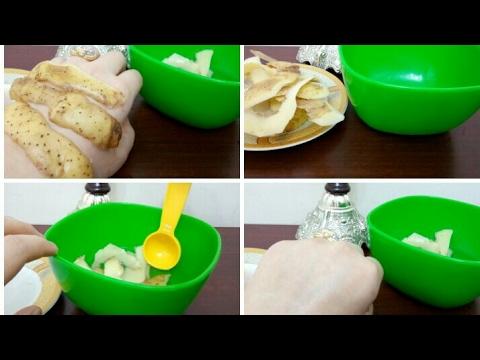 اليمن اليوم- بالفيديو فوائد قشر البطاطس للبشرة في وصفة غير مكلفة