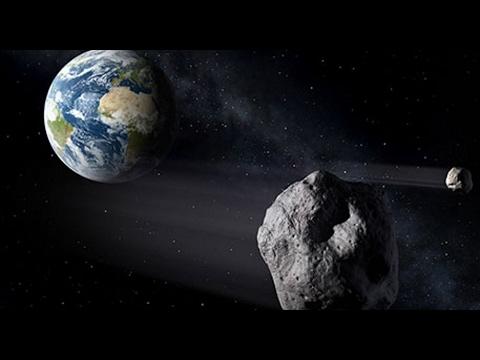 اليمن اليوم- شاهد  ناسا تعلن أن كويكب كبير يمر بالقرب من الأرض الأربعاء