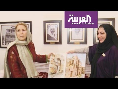 اليمن اليوم- شاهد وزيرة السياحة التونسية تؤكد أن جدة غير مدن العرب