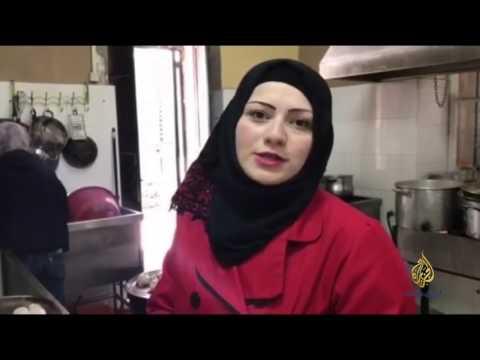 اليمن اليوم- بالفيديو نكهة القدس نساء ينعشن المدينة بالأطباق الفلسطينية