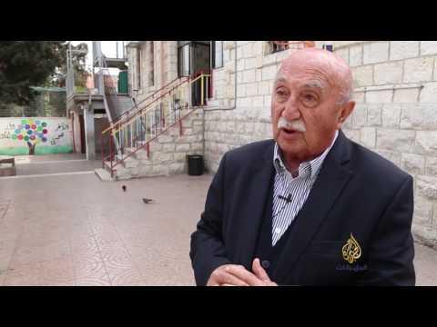 اليمن اليوم- بالفيديو مدرسة في القدس آوت أيتام دير ياسين