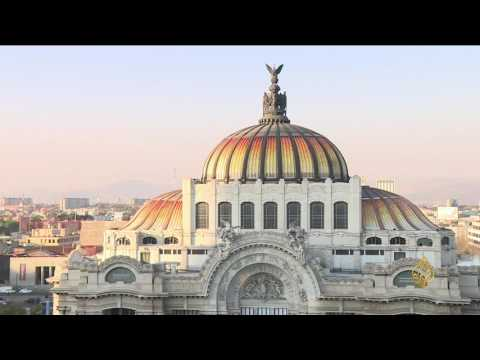اليمن اليوم- بالفيديو العاصمة المكسيكية مزيج الأصالة والمعاصرة