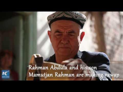 اليمن اليوم- شاهد طريقة صناعة آلة الماندولين