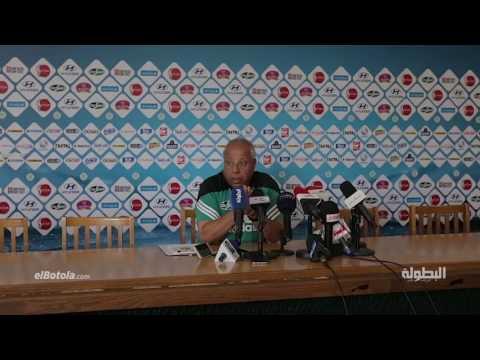 اليمن اليوم- شاهد فاخر يكشف عن توقعاته لمباراة الديربي المغربي