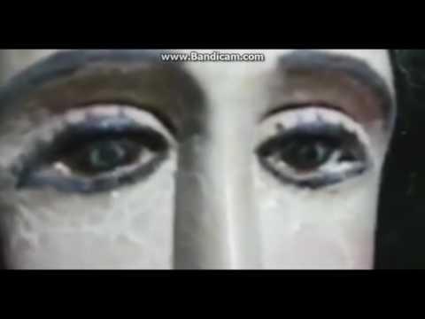 اليمن اليوم- تمثال مريم العذراء يبكي ويتسبب في صدمة الناس