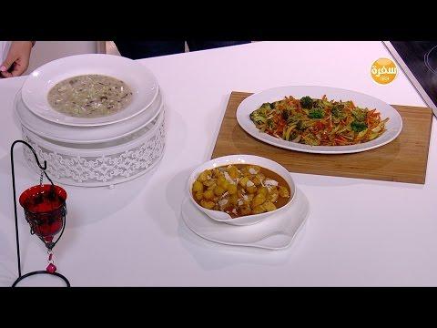 اليمن اليوم- طريقة إعداد دجاج بجوز الهند والأناناس