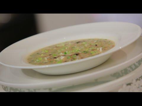 اليمن اليوم- طريقة إعداد شوربة مشروم دايت