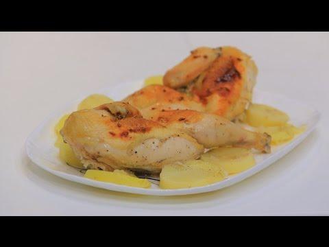 اليمن اليوم- شاهد طريقة إعداد صينية دجاج