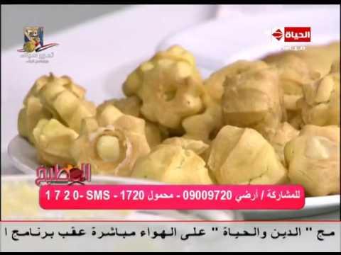 اليمن اليوم- بالفيديو طريقة إعداد ومقادير تارت البروفيترول بالكراميل