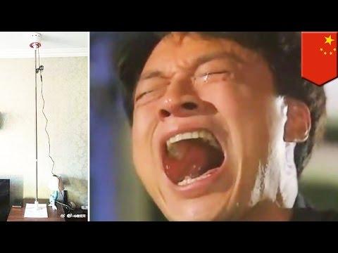 اليمن اليوم- بالفيديو رجل صيني يحوّل حياة جيرانه المزعجين إلى كابوس