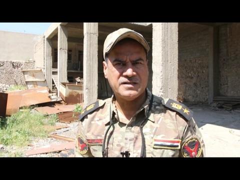 اليمن اليوم- داعش يخسر هجماته الانتحارية في غرب الموصل