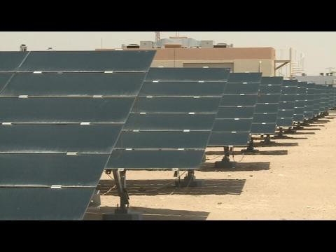 اليمن اليوم- حقائق وأرقام عن مجمع محمد بن راشد للطاقة الشمسية