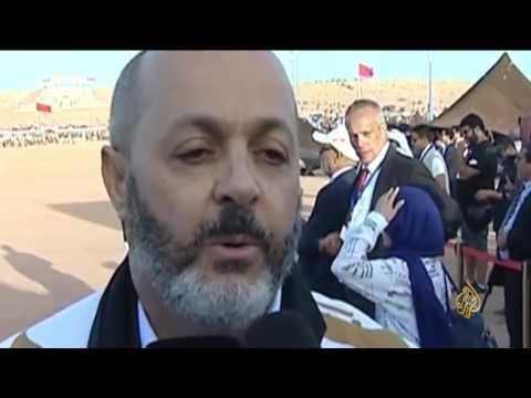 اليمن اليوم- شاهد ختام فعاليات موسم طانطان الثقافي في المغرب