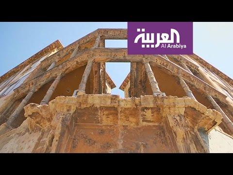 اليمن اليوم- شاهد بيت بيروت يروي أحداث الحرب الأهلية